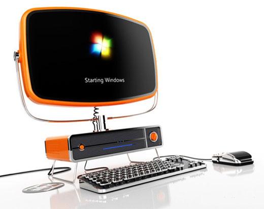 Philco PC Cool Concept Computer