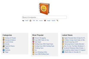 Emojipedia: Encyclopedia for Emojis
