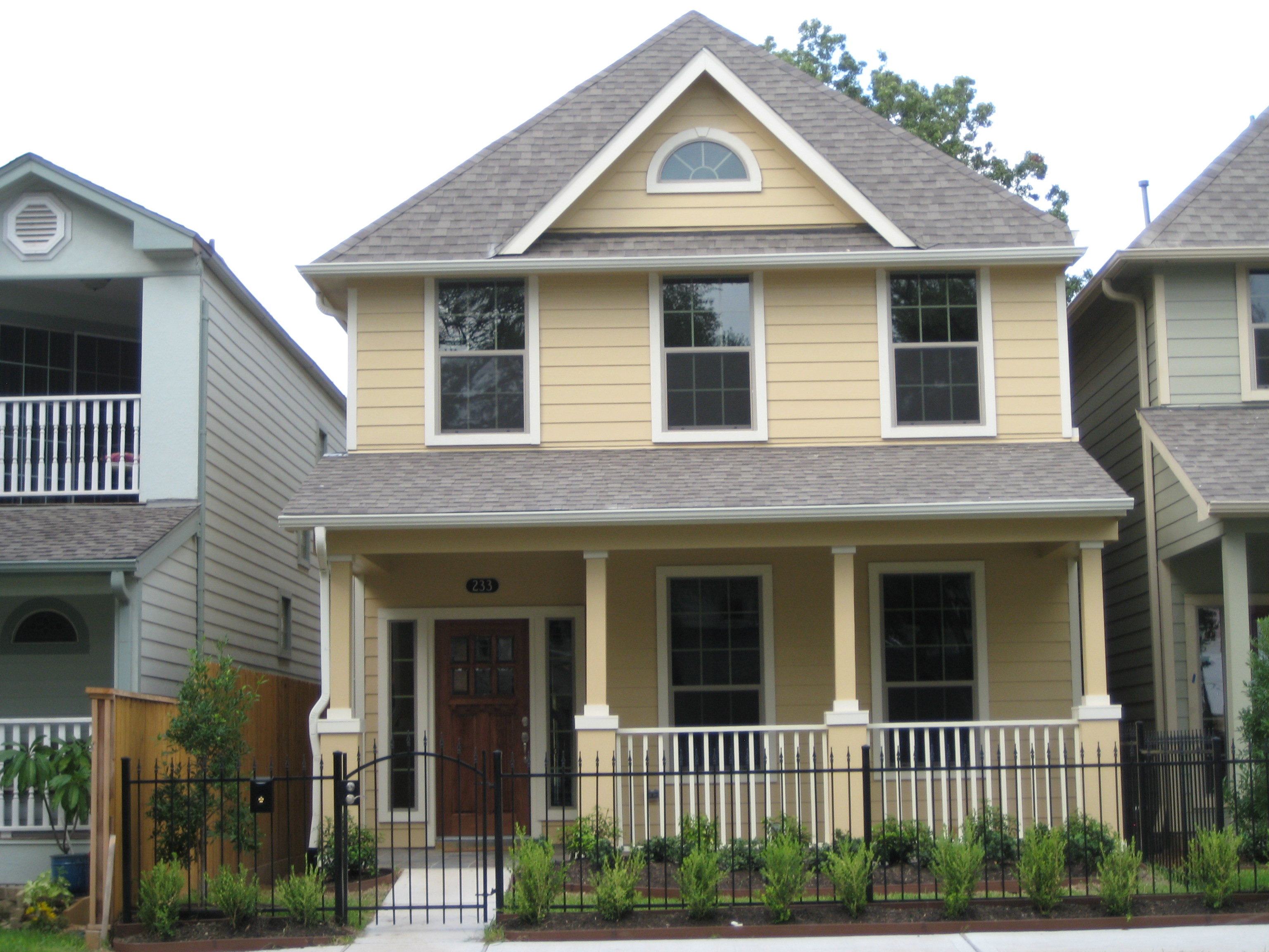 Best Kitchen Gallery: Houston Heights W 21st Street Now Available Sandcastle Homes of Sandcastle Homes Houston on rachelxblog.com