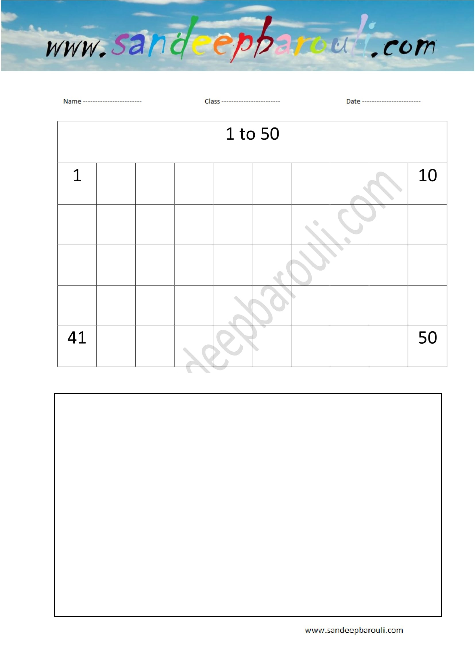 Math Worksheet For Kids 26 1 Sandeepbarouli