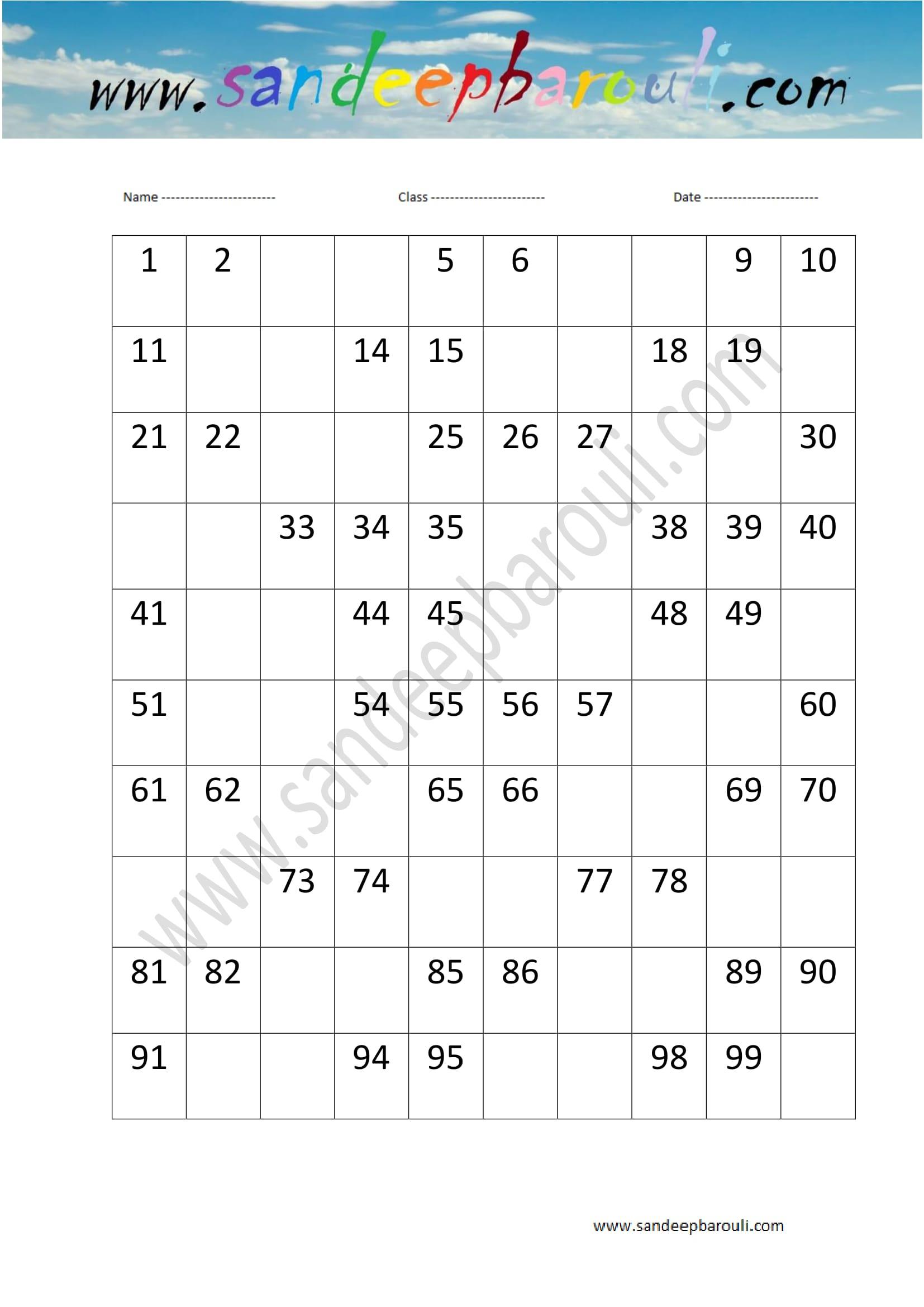 Math Worksheets For Kids 56 Sandeepbarouli