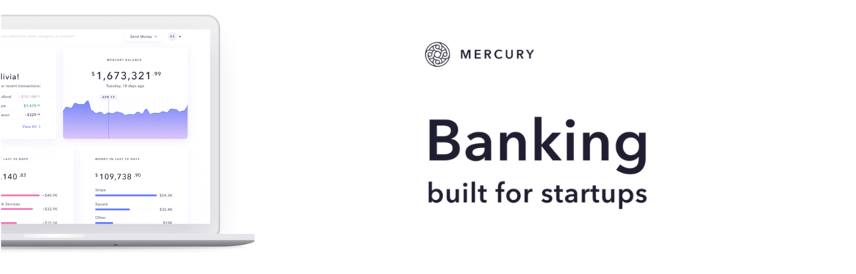 Get US Bank Account online, remotely through Mercury