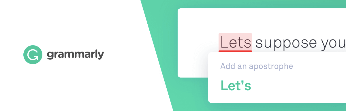Write professionally with Grammarly,  AI-powered english assistant