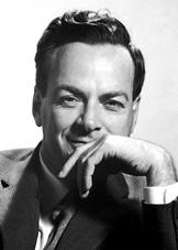 Richard Feynman, nobel-prize winning physicist