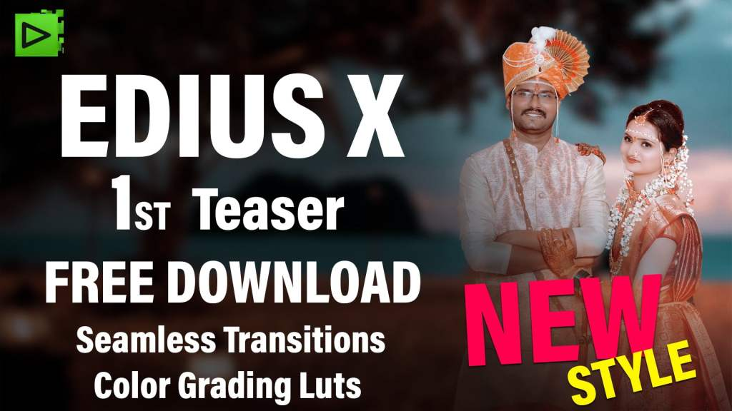 Edius Teaser Project Free Download
