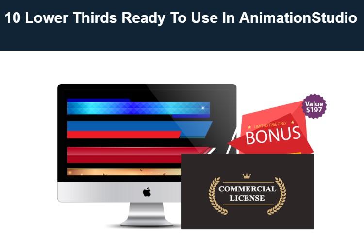 animation studio review bonues