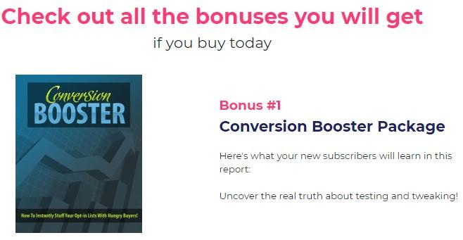 viraleze bonuses