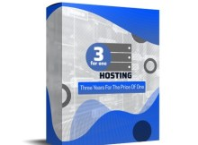 three for one hosting review