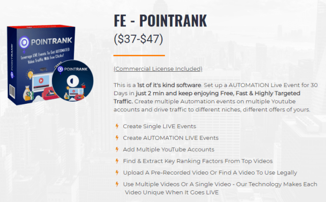 pointrank review fe