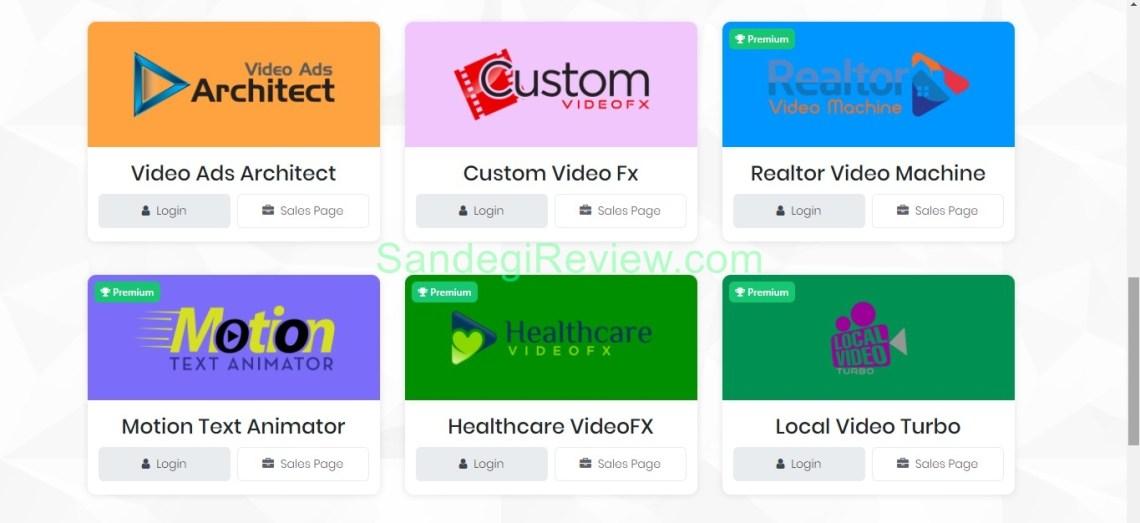 video app suite review list software 2