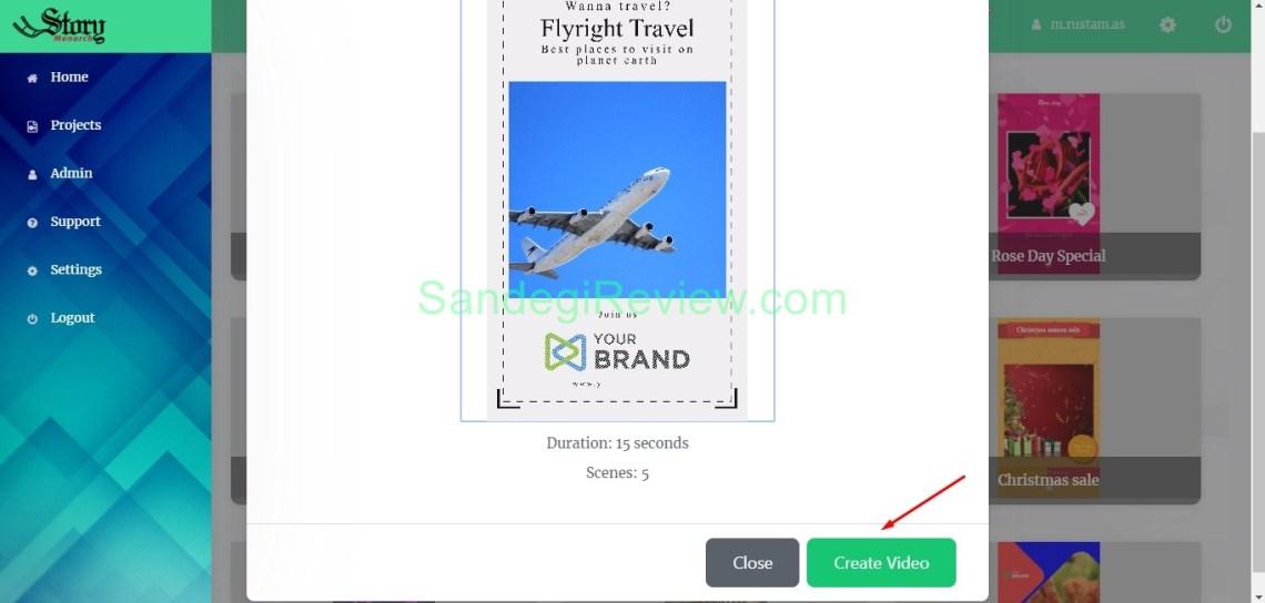 video app suite review story monarch