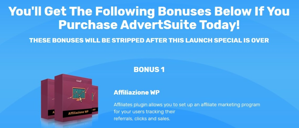 advertsuite bonus 1