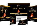 the study of meditation plr