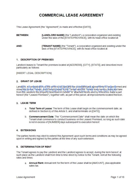 1500 business document templates