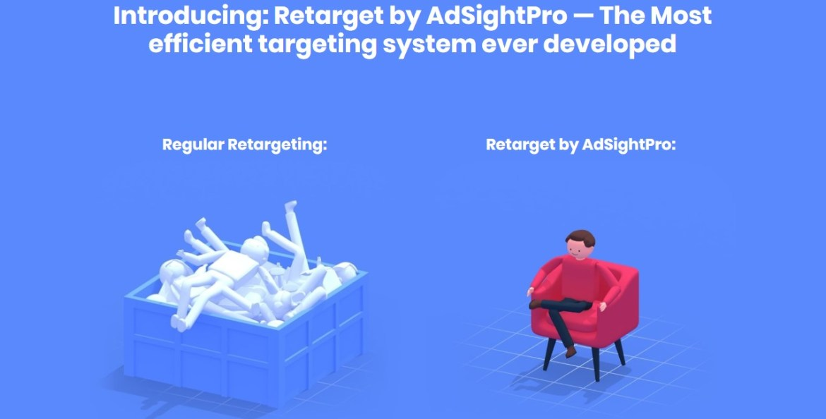 retarget by adsight pro review