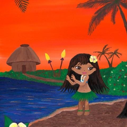 Polynesian Cutie