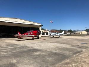 Sanders Flight Training Center
