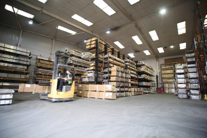 custom/bespoke size storage accommodation