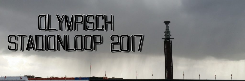 Olympisch stadion loop 2017