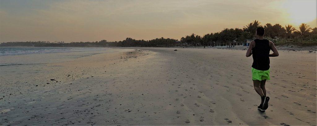 Hardlopen in Gambia