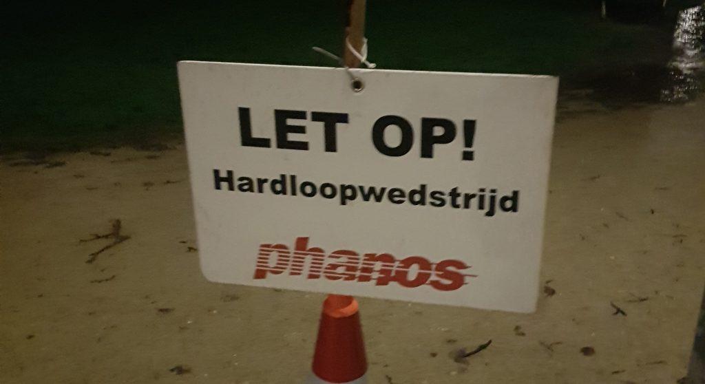 VillaVibes Vondelparkloop night