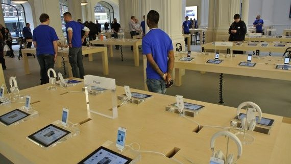 Apple Store Amsterdam (17 of 19)