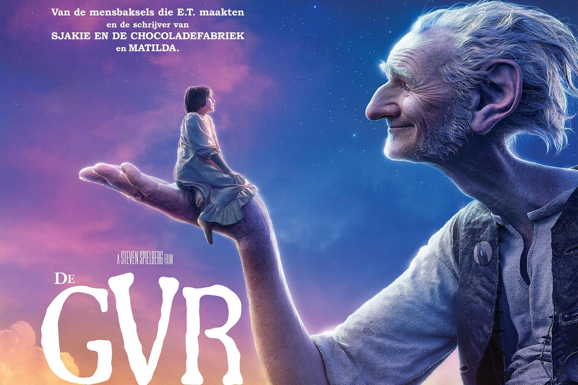 De GVR poster