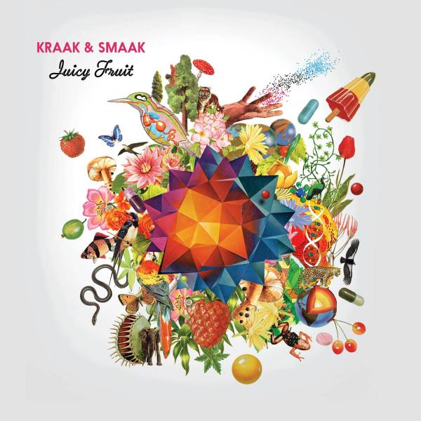 Kraak & Smaak – Juicy Fruit