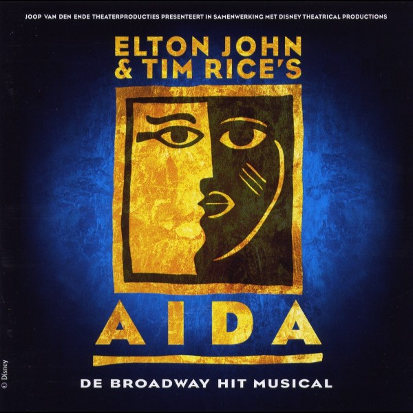 Musical - Aida - Dutch