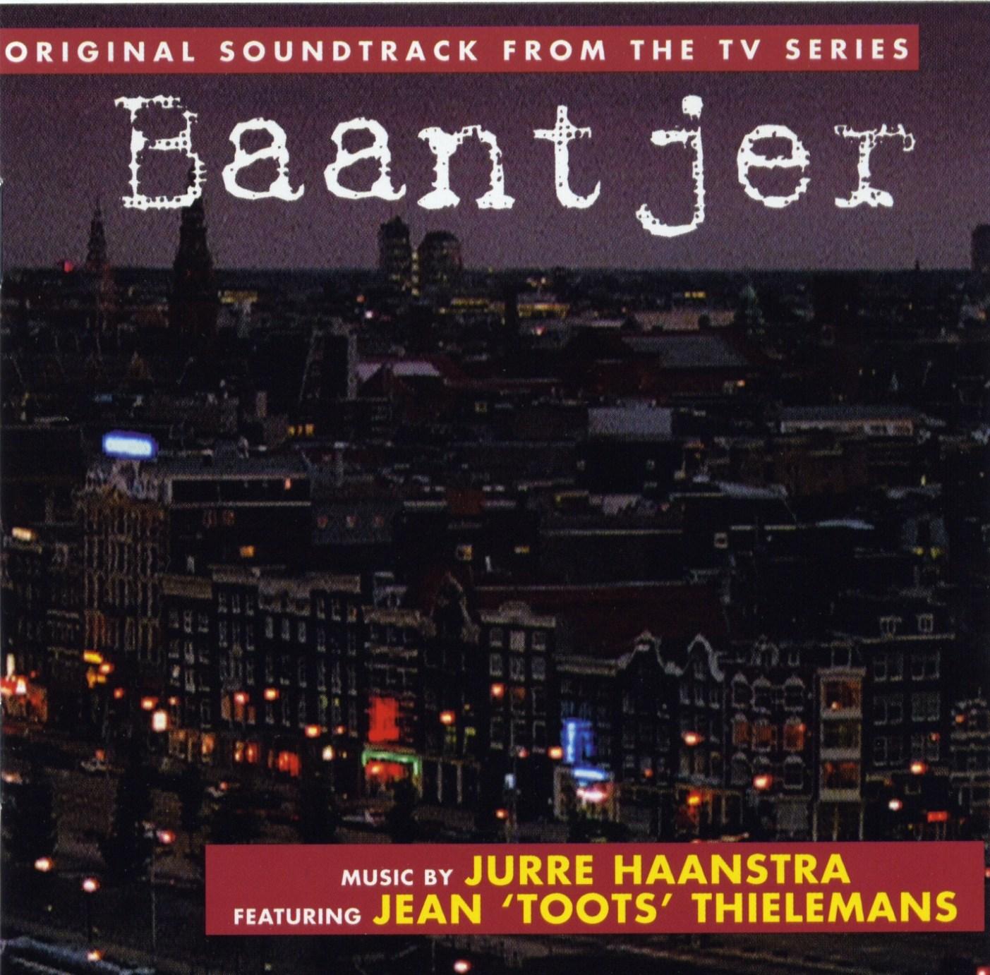 Toots Thielemans - Baantjer - Soundtrack