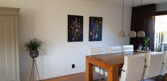 werkaandemuur, bloemstillen, binnen, interieur,vtwonen,wonen