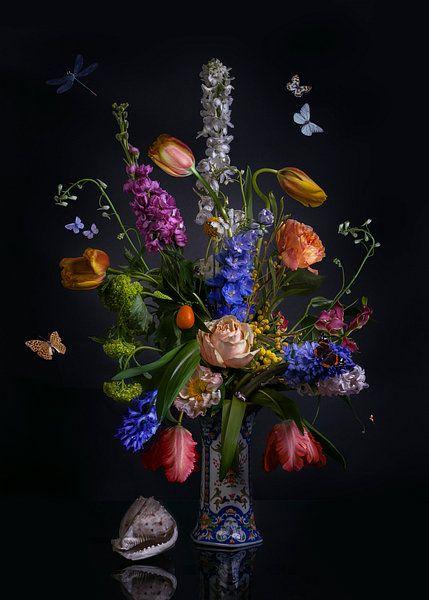 Dutch Love Wanddecoratie