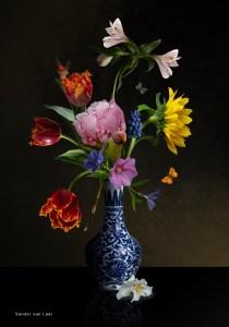Royal Twin bloemstilleven