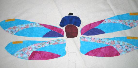 Fused wings