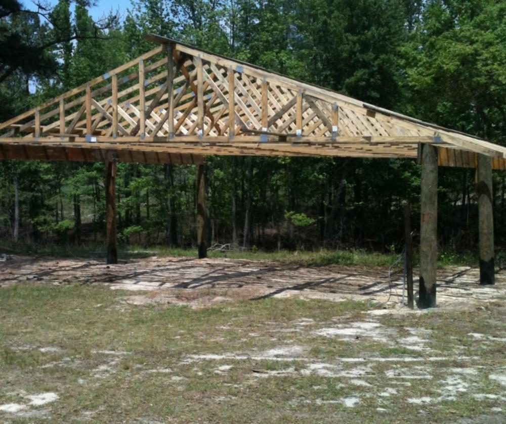 medium resolution of pole barn construction