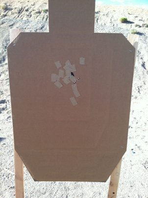 Some Quality Practice At The Range