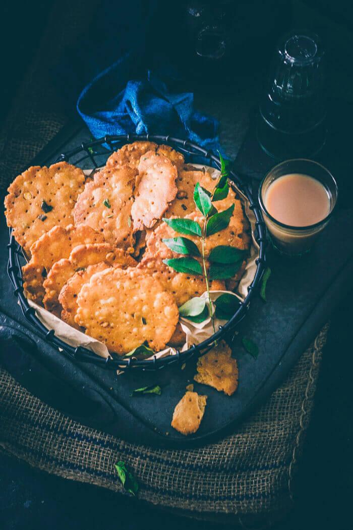 Thattai recipe - How to make Thattai
