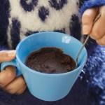 Eggless Chocolate Brownie in a Mug