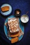 Carrot Cardamom Cake Recipe Image