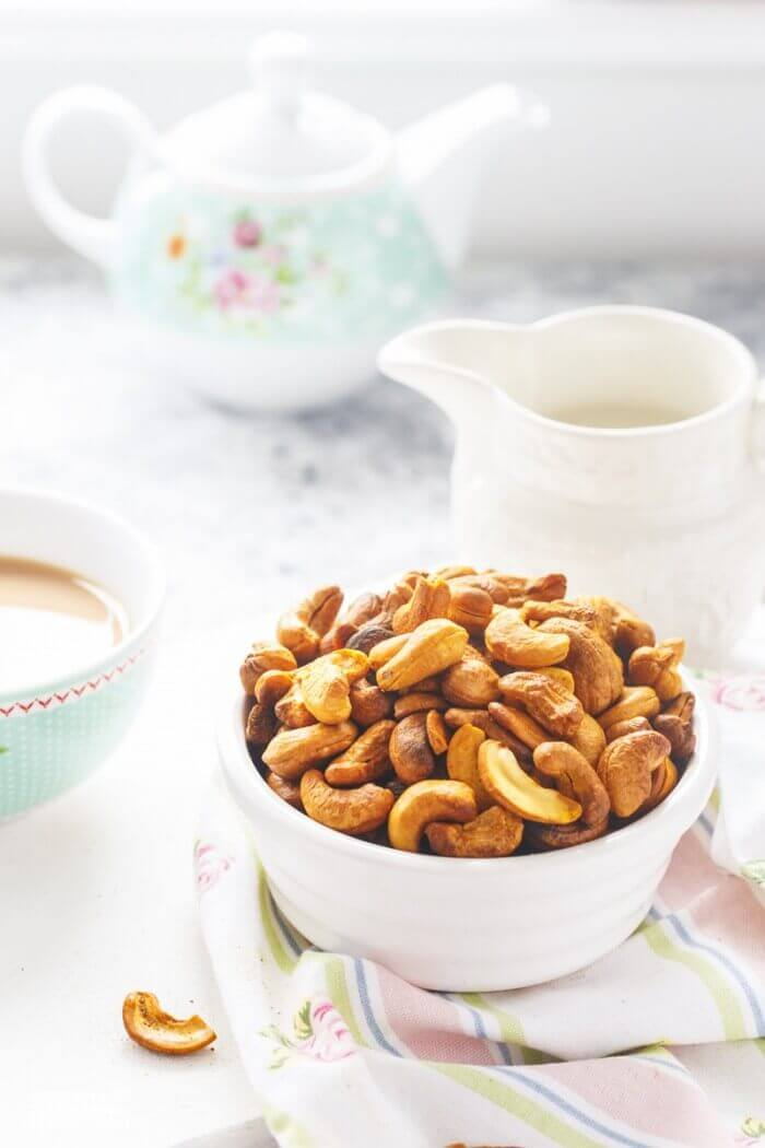 Oven Roasted Cashew nuts