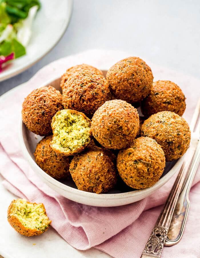 Vegan Falafel recipe image