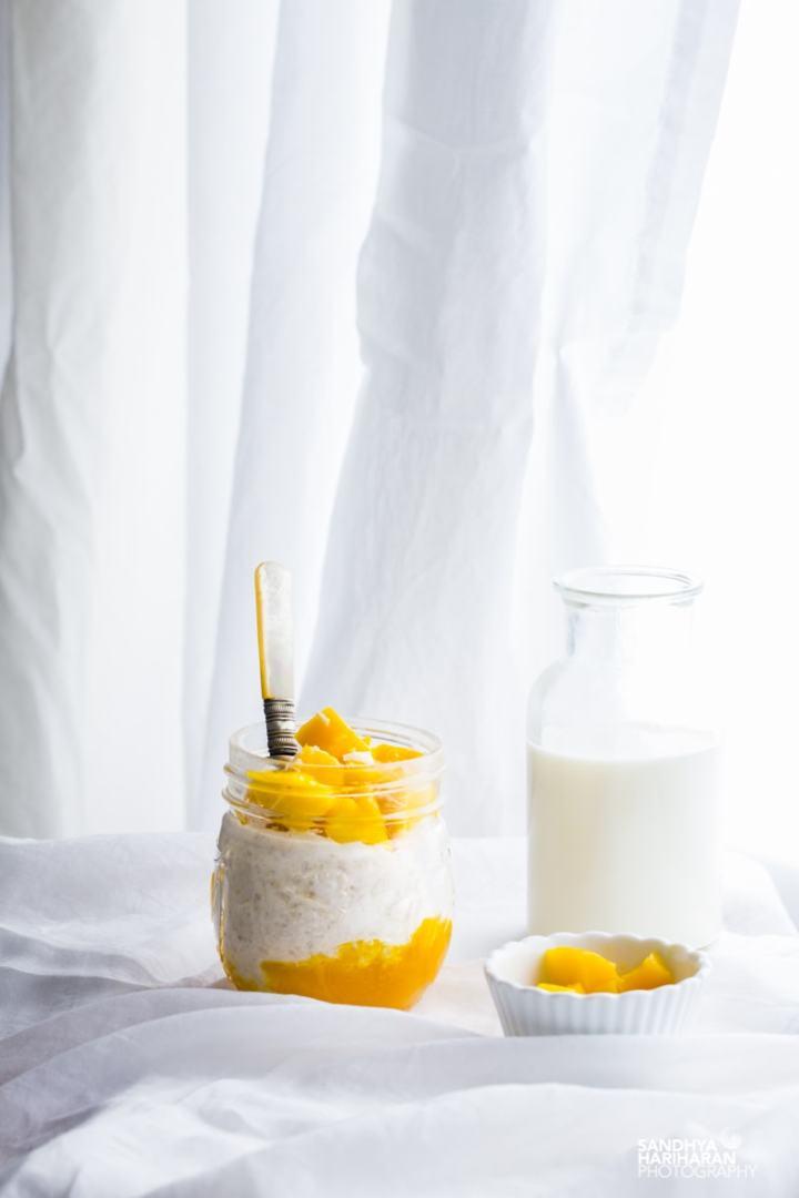 coconut mango oatmeal recipe