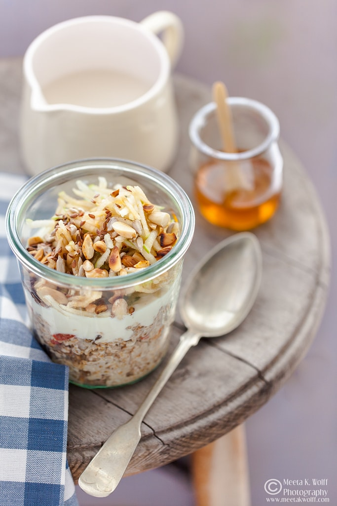 Collection of Overnight Oats