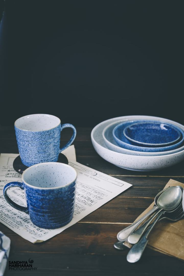 Denby Studio Blue Collection