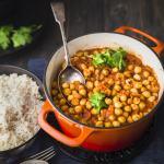 Indian chana masala Recipe image