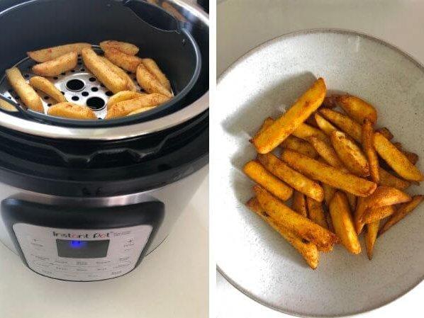 Instant Pot Chips