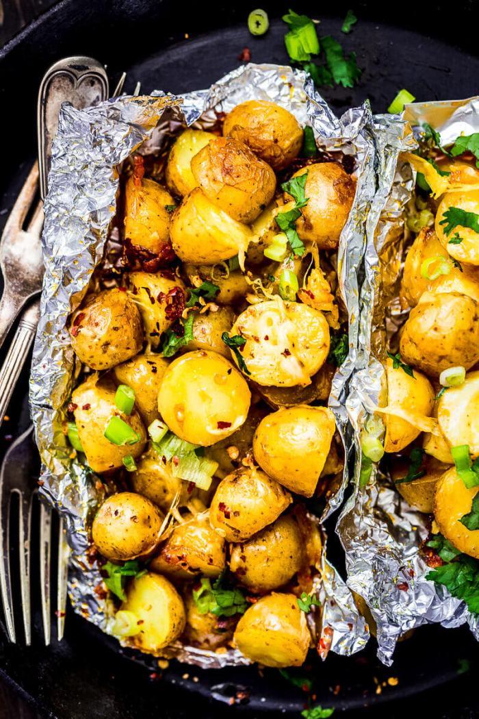 Camping Potatoes