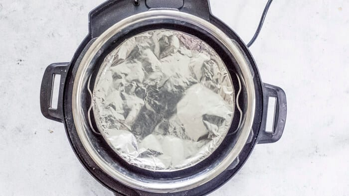 How to make Instant Pot Brownies Step by Step