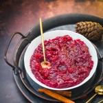 Instant Pot Cranberry Sauce { Video }