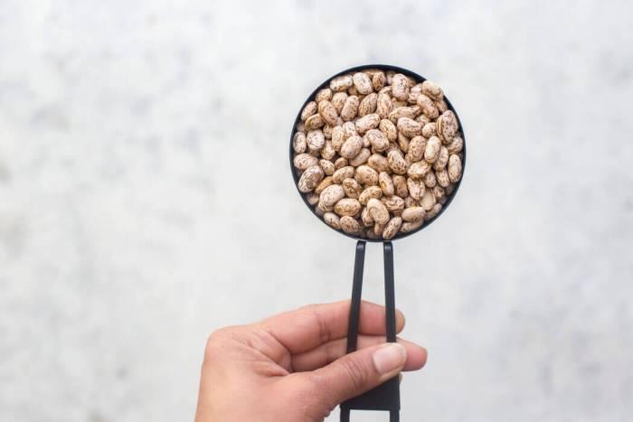 Measure Pinto Beans